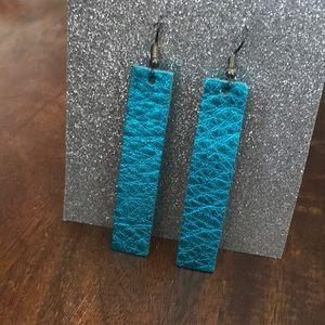 Jewelry - Lightweight Leather Earrings